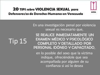 Tip 15